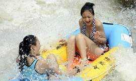 6月30日周六带你体验京郊最长最爽的漂流赠送太行水镇