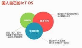 2018 RT-Thread物联网开发者沙龙(广州站)
