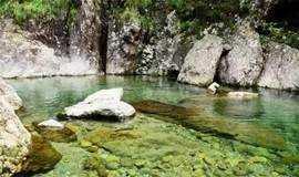 【人间仙境】7月28日 | 仙居丽人谷溯溪,溪边民宿尽情玩水