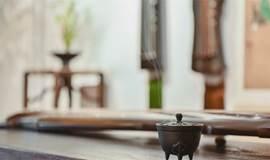 带孩子亲近传统文化【古琴+茶艺】