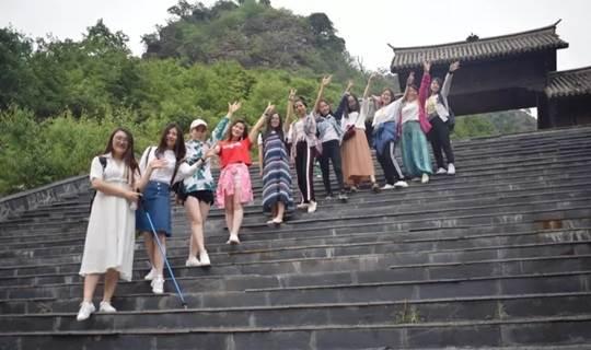 6.24日 北京周边最美的童话小镇-七彩小镇 野三坡大峡谷 休闲登山摄影一日游