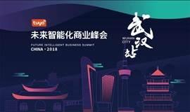 """2018""""未来智能化商业峰会""""武汉站"""