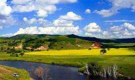 【乌兰布统草原】周末两日,赴一场草原的约定,越野车深度游乌兰布统大草原!
