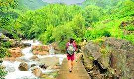 【单身专题】玩水溯溪华东最美的原生态大峡谷:井空里(1天活动)