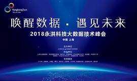 唤醒数据 · 遇见未来 ——2018 永洪科技大数据技术峰会  (上海站)