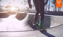 滑板 你最大的对手永远都只是自己