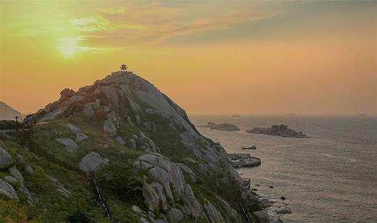 【周末】无锡出发:徒步探寻最隐秘海岛--大洋山环岛(1天活动)