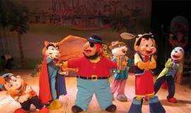 【7.7】中国儿童中心剧院大型经典儿童舞台童话剧《木偶奇遇记》
