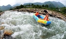 漂流|中国十大避暑胜地《清远·古龙峡》这个夏天,我要泡在10°的山泉水中