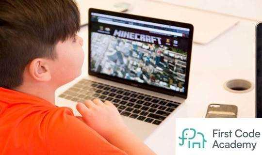 """Minecraft 我的世界""趣味编程学习工作坊 (英文授课)"
