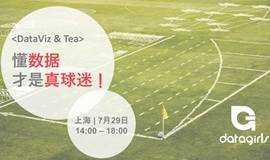 【DataViz & Tea】懂数据才是真球迷!