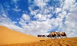 库布齐沙漠 | 一场小众旅行的极致体验