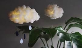 【老赵匠人坊】在家里亮起一朵云