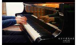 【冬】来自规整的旋律跳动,钢琴成人零基础体验课