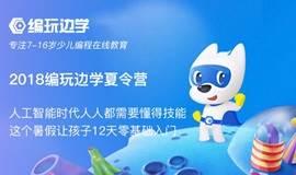 麻省理工暑假少儿编程课(第一期),特惠9元!