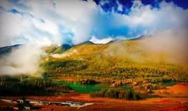 跑马溜溜户外 —— 新疆喀纳斯 邂逅最美的秋天!