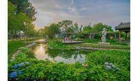 """徒步三里河公园、大栅栏,这里有""""水穿街巷""""和最风情的胡同"""