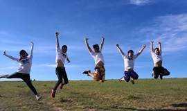 8.4-8.5两日天路草原,花开的季节,新鲜的空气,感受不一样的大自然