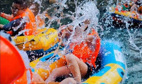 【单身专题】相约仙山谷:来一场畅快淋漓的漂流,清凉一夏 (1天活动)