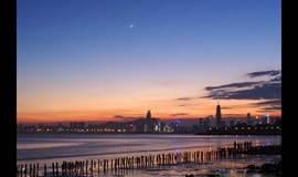 深圳湾晚八点徒步活动│每个深圳人,都应该来看一看晚上八点的深圳湾