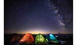 8.11-12古冰川遗址冰山梁,海拔2200米高山草甸,露营观星空,代租露营装备