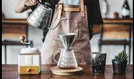 【由心咖啡】咖啡星球丨做一杯手冲,品一杯咖啡