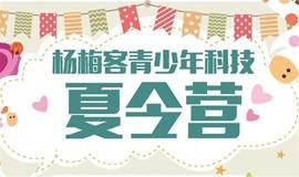 杨梅客科技艺术夏令营