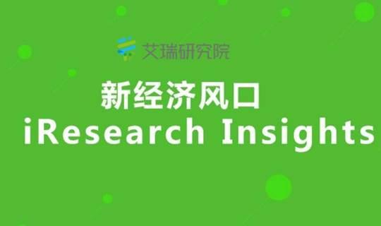 艾瑞咨询-艾瑞研究院-新经济风口峰会