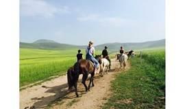 【非周末坝上草原】8.8-9日蓝色的天、白色的云、策马奔腾,免费篝火烤全羊