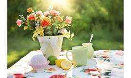 遇见花开,遇见美好——DIY花盒插花