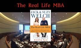 英文读书会 No.55|《The Real Life MBA》,8.20