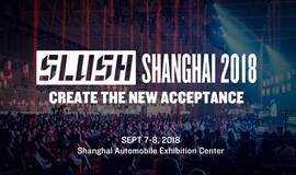 Slush Shanghai 2018 (for email registration)