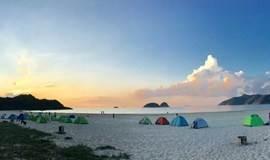 每周六【香港露营】麦里浩径二段徒步露营赏日落看星星2天活动