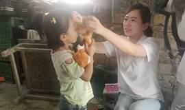 【爱心传递-贝果公益课】—— 爱能创奇迹!