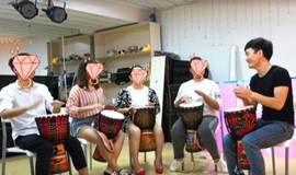 8.19 迷波隆非洲鼓课:没有什么能够阻挡,我对打鼓的向往!