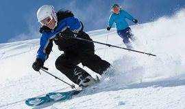 周六/日:首滑特惠99元,顺义莲花山滑雪,免费教学滑雪,双板滑雪,单板滑雪, 一日户外活动