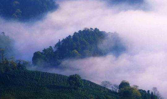 【中秋节】无锡出发:登缥缈峰,徒步山脊仙境,看太湖万顷风光(1天)