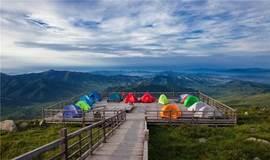 【冰山梁露营】周末两日,冰山梁体验露营生活,看最美日出云海!