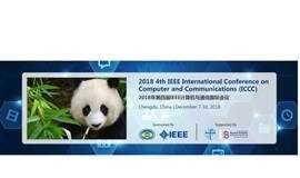 2018年第4届IEEE计算机与通信国际会议(ICCC 2018)--IEEE出版, Ei核心与Scopus检索