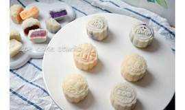 冰皮月饼DIY |今年的中秋自己动手做冰皮月饼吧!