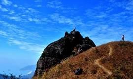 【深圳第二高峰】七娘山穿越 当天往返 8月18日