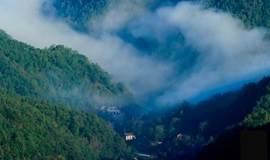 【中秋-已成行】登缥缈峰,徒步山脊仙境,看太湖万顷风光(1天)