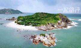 青年海岛周末趴|沙滩民谣|荒岛咖啡|海上航拍
