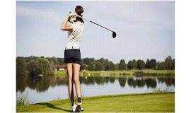 高尔夫入门体验