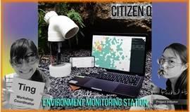 空气监测工作坊 Air Quality Monitoring Workshop with Citizen Q