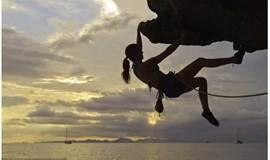 乐约丨极限攀岩,挑战极限从此开始