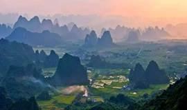【已成行】【广东小桂林】清远英西峰林行摄 观田间大美景色