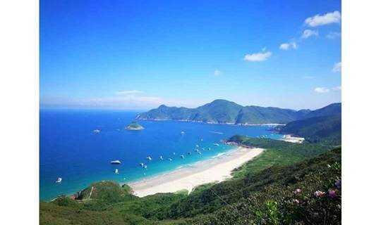 【中秋】9月23-24日 香港醉美路线之麦理浩径精华1-2段徒步 沙滩露营 游泳玩水两天