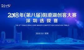 2018(第八届)阳澄湖创客大赛