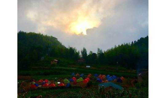 9月22~9月23 中秋节去华东香格里拉——仙居盂  观星海明月 迎朝阳初起